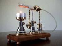 Heißluftmotoren und Stirlingmotoren