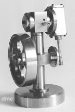 Oszillierende 1-Zylinder-Dampfmaschine