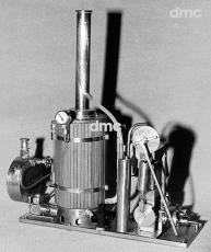 Schiffs-Dampfmaschinenanlage
