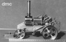 Traktor für Heißluftmotor PB 16/16