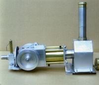 Stirlingmotor mit Wendegetriebe PB 26/16