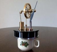 Kaffeetasse - Stirlingmotor