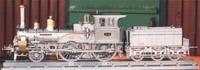 Leeuwenhoek (Snelloper / Raser) - Dampflokomotive NS 1125