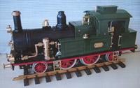 Tenderlokomotive NS 7111