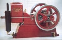 Wassergekühlter 4-Takt Benzinmotor