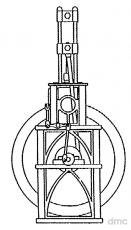 Trevi 1803 - Tischmaschine