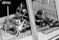 OKW-DH4 - 2-Zylinder-Dampfmaschine