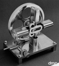 Plus 4 - 4-Zylinder-Dampfmaschine