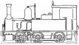 Tenderlokomotive Gotland