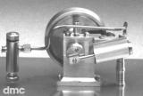 Lolita - einfachwirkende oszillierende Dampfmaschine