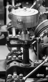 Fliehkraftregler für Liegende ventilgesteuerte Tandem-Dampfmaschine
