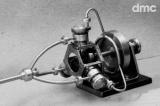 3-Zylinder-Gleichstrom-Dampfmaschine