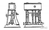 Compound-Schiffsdampfmaschine