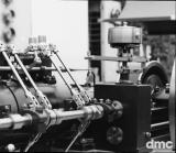 Fliehkraftregler für liegenden 2-Zylinder-Tandem-Gasmotor