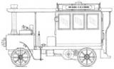 De Dion-Bouton Dampfomnibus von 1898