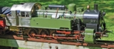 Dampflokomotive BR 94 (Preußische T 16.1)