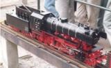 Dampflokomotive SSN 23023 (BR 23 / Baureihe 23)