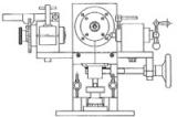 Zahnradfräsmaschine