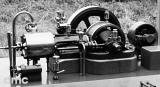 1-Zylinder-Dampfmaschine