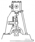 Barentz - 1-Zylinder-Dampfmaschine