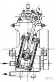 OKW-DV3 - 2-Zylinder-Dampfmaschine