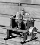 OKW-DV2 - 2-Zylinder-Dampfmaschine
