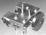 2-Zylinder-Dampfmaschine ohne Schieber