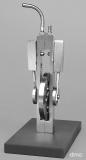 Oszillierende 2-Zylinder-Dampfmaschine