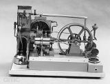 Dampf-Heißluft-Maschine